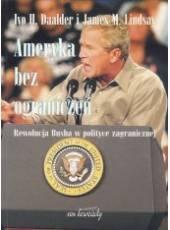 Komplet trzech książek: Ameryka bez ograniczeń, Ameryka jako imperium, Rozważny szeryf