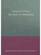 De esse et essentia (E-book) (PDF)