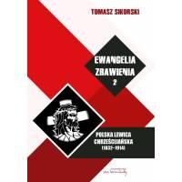 Komplet trzech tomów książki Ewangelia zbawienia. Polska lewica chrześcijańska
