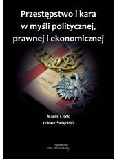 Przestępstwo i kara w myśli politycznej, prawnej i ekonomicznej (E-book) (PDF)
