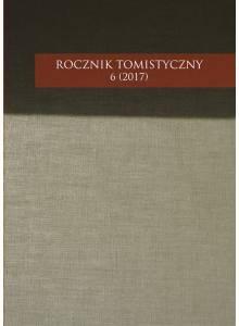 Rocznik Tomistyczny nr 6 (2017)
