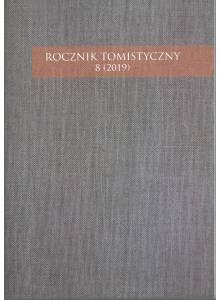 Rocznik Tomistyczny 8 (2019)