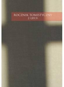 Rocznik Tomistyczny 2 (2013)